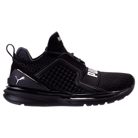 Boys' Grade School Puma Ignite Limitless Casual Shoes
