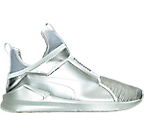 Women's Puma Fierce Metallic Casual Shoes