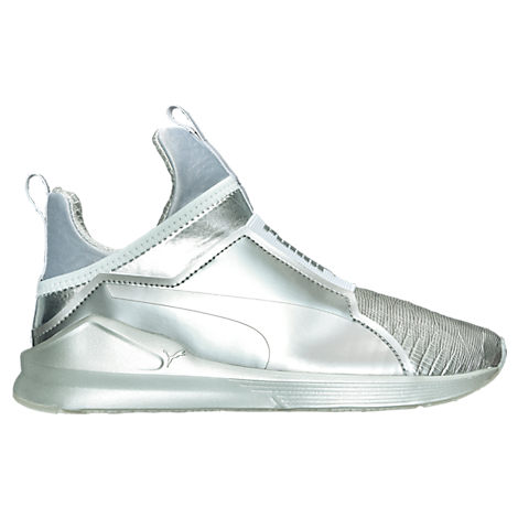 Women's Puma Fierce Metallic Training Shoes