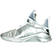 Left view of Women's Puma Fierce Metallic Training Shoes in Silver