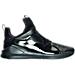 Right view of Women's Puma Fierce Metallic Training Shoes in Black
