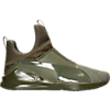 color variant Burnt Olive/Puma Black