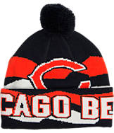 Kids' adidas Chicago Bears NFL Cuff Knit Hat