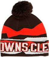 Kids' adidas Cleveland Browns NFL Cuff Knit Hat