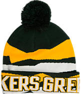 Kids' adidas Green Bay Packers NFL Cuff Knit Hat