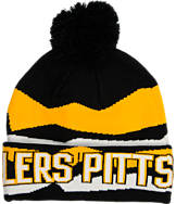 Kids' adidas Pittsburgh Steelers NFL Cuff Knit Hat