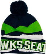 Kids' adidas Seattle Seahawks NFL Cuff Knit Hat