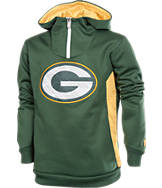Kids' Nike Green Bay Packers NFL Power Logo Hoodie