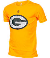 Kids' Nike Green Bay Packers NFL Power Grid Logo T-Shirt