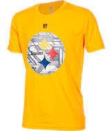 Kids' Nike Pittsburgh Steelers NFL Power Grid Logo T-Shirt