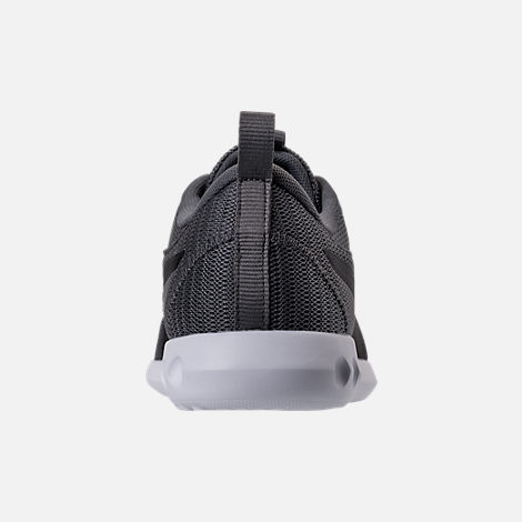 Back view of Men's Puma Carson 2 Casual Shoes in Quiet Shade/Puma Black