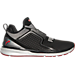 Right view of Men's Puma Ignite Limitless Hi Tech Casual Shoes in Black/Red