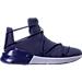 Right view of Women's Puma Fierce Rope Velvet Training Shoes in Blue Depths/Icelandic Blue