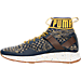 Left view of Men's Puma Ignite Evoknit BHM Casual Shoes in