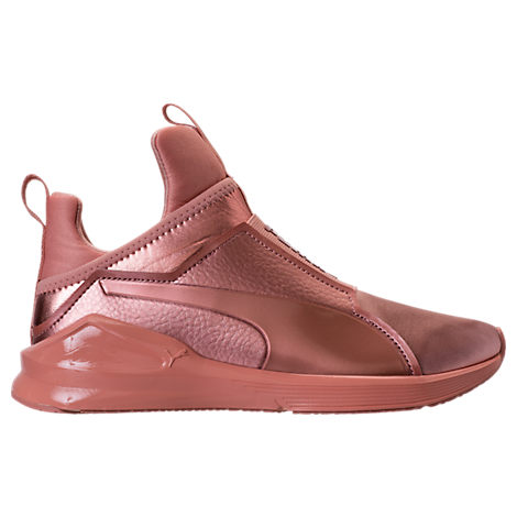 Women's Puma Fierce Copper Velvet Rope Training Shoes