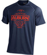Men's Under Armour Auburn Tigers College Shield T-Shirt