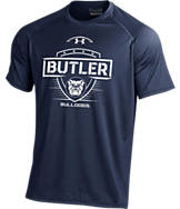 Men's Under Armour Butler Bulldogs College Shield T-Shirt