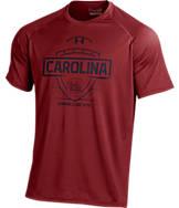 Men's Under Armour South Carolina Gamecocks College Shield T-Shirt