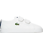 Boys' Toddler Lacoste Marcel Lace-Up Casual Shoes