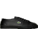 Boys' Grade School Lacoste Marcel Lace-Up Casual Shoes