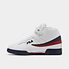 color variant White/Footwear Navy/Footwear Red