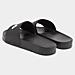 Left view of Men's Fila Drifter Slide Sandals in 014