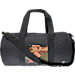 Front view of Parkland Camo Duffel Bag in Camo/Black