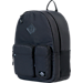 Back view of Parkland The Academy Backpack in Black
