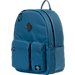Back view of Parkland The Academy Backpack in Navy