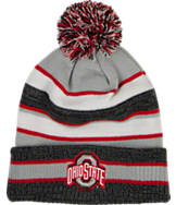 J. America Ohio State Buckeyes College Space Dye Knit Hat