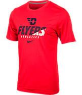 Men's Nike Dayton Flyers College Legend Short-Sleeve Shirt
