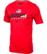 Men's Nike Houston Cougars College Legend Short-Sleeve Shirt