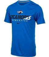 Men's Nike Indiana State Sycamores College Legend Short-Sleeve Shirt