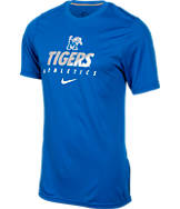 Men's Nike Memphis Tigers College Legend Short-Sleeve Shirt