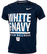 Kids' Nike Butler Bulldogs College Legend Wordmark T-Shirt