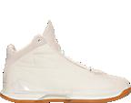 Men's BrandBlack Force Vector Leather Basketball Shoes