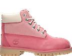 Girls' Preschool Timberland 6 Inch Classic Premium Boots