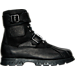 Right view of Men's Polo Ralph Lauren Drax Boots in Black