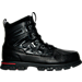 Right view of Men's Polo Ralph Lauren Delton Boots in Black