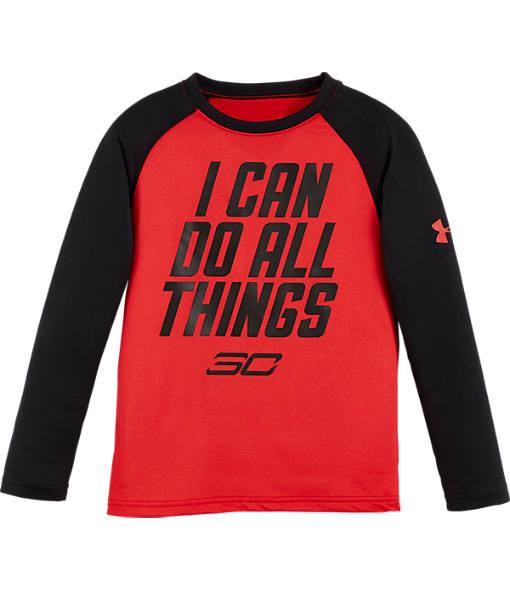 Boys' Preschool Under Armour SC30 All Things T-Shirt