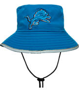 New Era Detroit Lions NFL Camp Official Bucket Hat