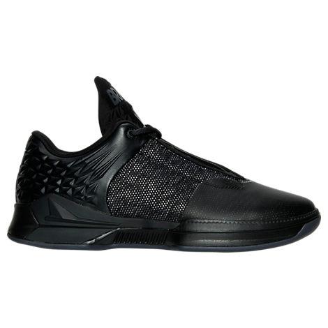 Men's BrandBlack J Crossover 2 Low Basketball Shoes