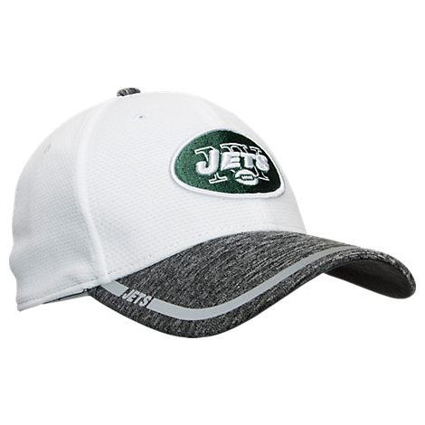 New Era New York Jets NFL Training Camp 39THIRTY Flex Fit Hat