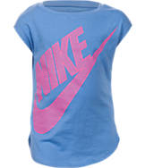 Girls' Toddler Nike Novelty Short-Sleeve Shirt