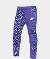 Girls' Toddler Nike Club Allover Print Leggings