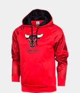 Men's Majestic Chicago Bulls NBA Armor II Hoodie