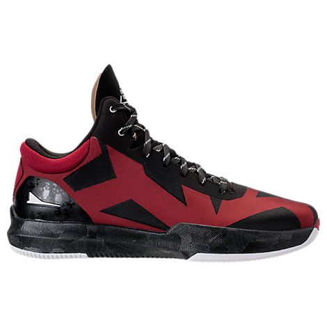 Men's BrandBlack Rare Metal Lightning Basketball Shoes
