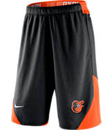 Men's Nike Baltimore Orioles MLB Authentic Dri-FIT Fly Training Shorts
