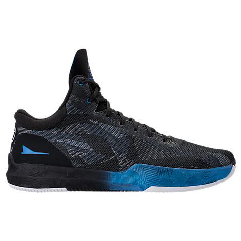 Men's BrandBlack x WearTesters Rare Metal Basketball Shoes