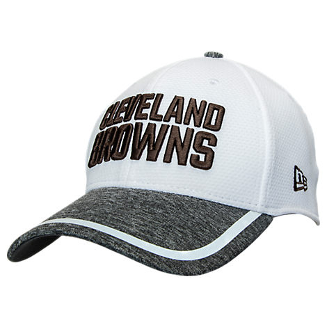 New Era Cleveland Browns NFL Training Camp 39THIRTY Flex Fit Hat